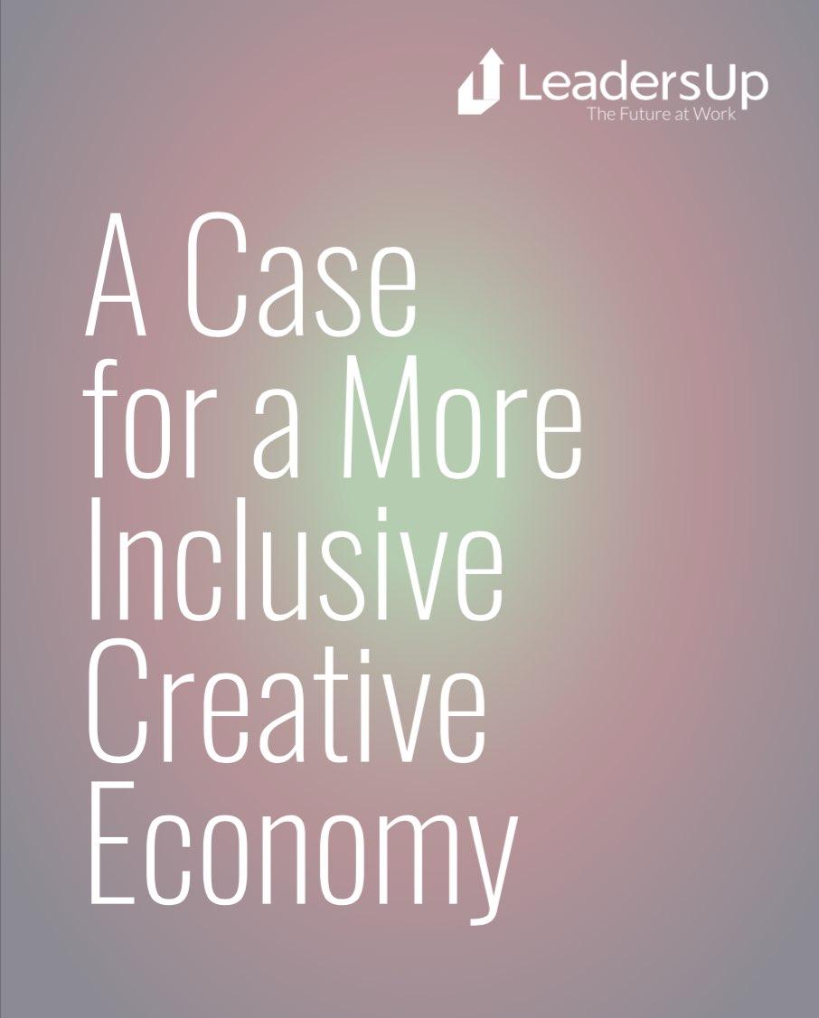 A Case For A More Inclusive Economy