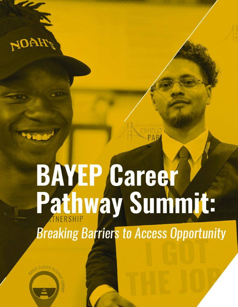 LeadersUp 2018 BAYEP Hiring Fair Report